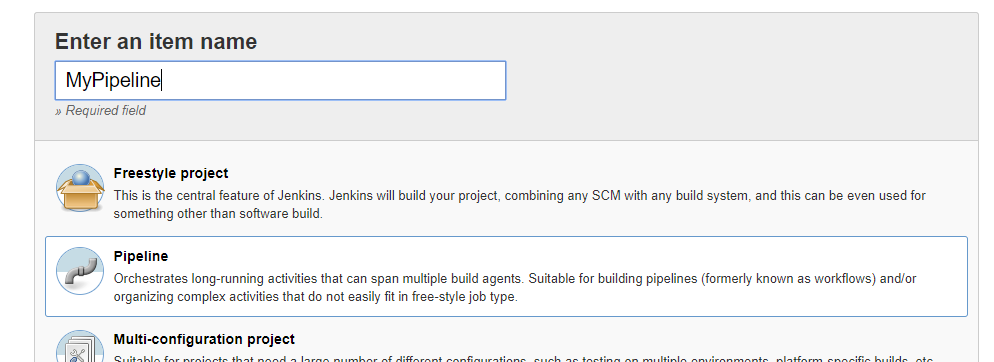 Local Jenkins With Docker